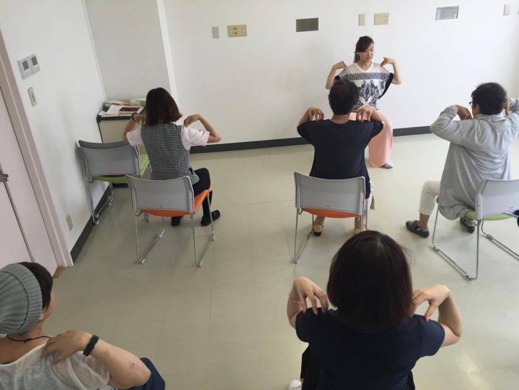 函館中央病院ヨガ2